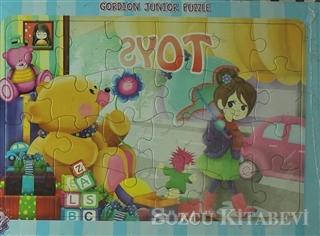 Gordion Junior Puzzle (Kod 40121-003)