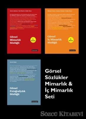 Görsel Sözlükler Mimarlık ve İç Mimarlık Seti (3 Kitap Kutulu)