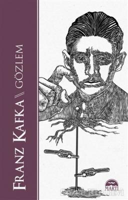 Franz Kafka - Gözlem   Sözcü Kitabevi