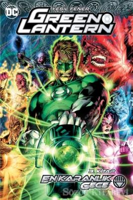 Green Lantern Cilt 3 - En Karanlık Gece