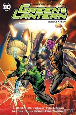 Green Lantern Cilt 7: Sinestro Birliği Savaşı - İkinci Kısım