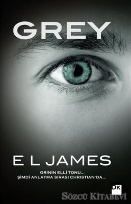 E. L. James - Grey | Sözcü Kitabevi