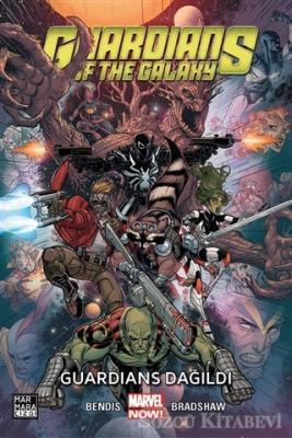 Guardians Of The Galaxy Cilt 3: Guardians Dağıldı