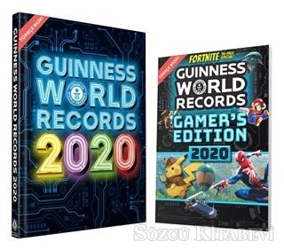 Guinness World Records 2020 (2 Kitap Takım)