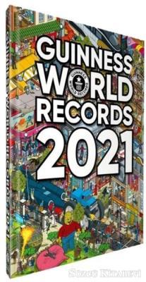 Guinness World Records 2021-2022 (2 Kitap)