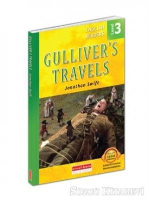 Jonathan Swift - Gulliver's Travels - English Readers Level 3 | Sözcü Kitabevi