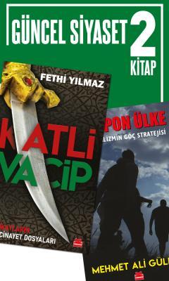 Mehmet Ali Güller - Güncel Siyaset 2 Kitap Set | Sözcü Kitabevi