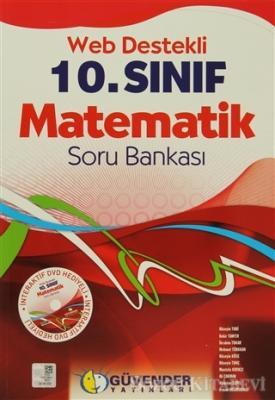 Güvender - 10. Sınıf Matematik Soru Bankası Web Destekli