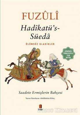Hadikatü's-Süeda (Günümüz Türkçesiyle Tam Metin)