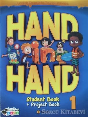 Hand in Hand Student Book + Project Book 1