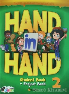 Hand in Hand Student Book + Project Book 2