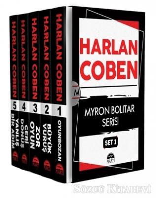 Harlan Coben - Myron Bolitar Serisi Set-1 (5 Kitap Takım)