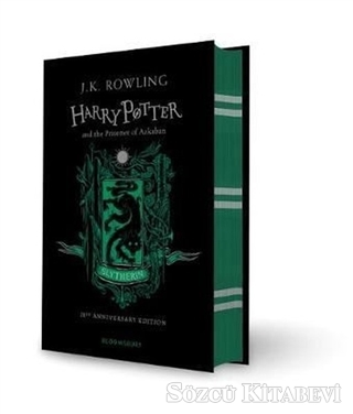 Harry Potter and the Prisoner of Azkaban - Slytherin Edition (Ciltli)