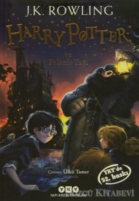 J. K. Rowling - Harry Potter ve Felsefe Taşı - 1 | Sözcü Kitabevi