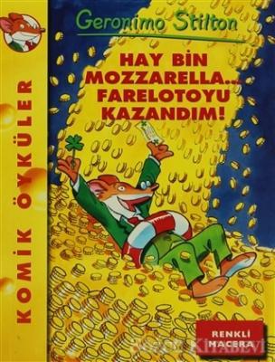 Hay Bin Mozzarella... Farelotoyu Kazandım!