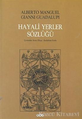 Alberto Manguel - Hayali Yerler Sözlüğü (2 Cilt Takım) | Sözcü Kitabevi