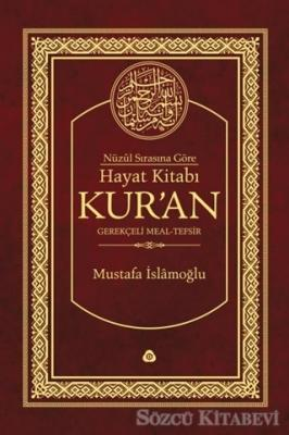 Hayat Kitabı Kur'an Nüzul Sırasına Göre / Hafız Boy