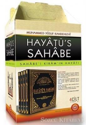 Hayatü's Sahabe (4 Cilt Takım)