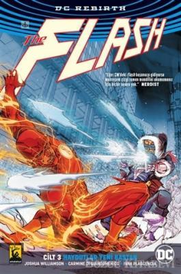 Joshua Williamson - Haydutlar Yeni Baştan - Flash Cilt 3 | Sözcü Kitabevi