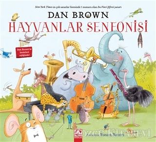 Dan Brown - Hayvanlar Senfonisi | Sözcü Kitabevi