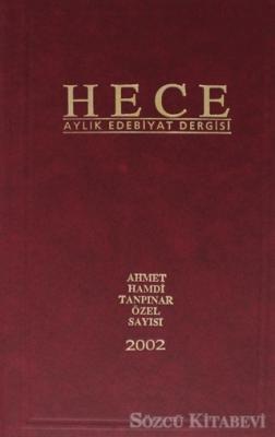 Hece Ahmet Hamdi Tanpınar Özel Sayısı 61 2002 (Ciltli)