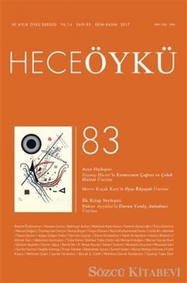 Hece Öykü Dergisi Sayı: 83