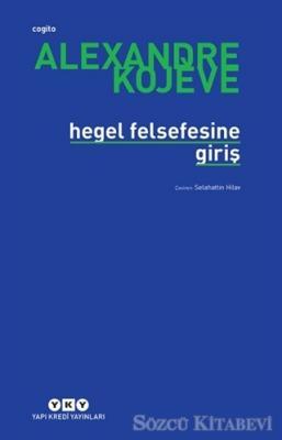 Hegel Felsefesine Giriş