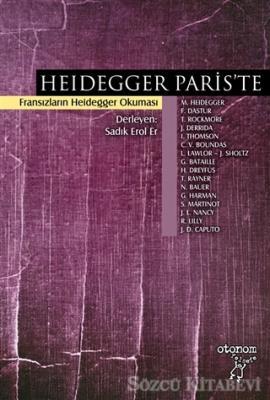 Françoise Dastur - Heidegger Paris'te | Sözcü Kitabevi