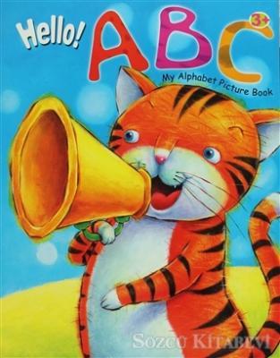 Hello Abc: My Alphabet Picture Book 3