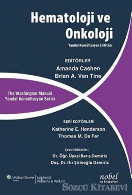 Hematoloji ve Onkoloji - Yandal Konsültasyon El Kitabı