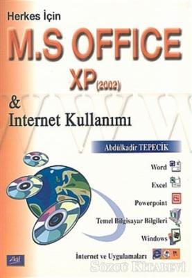 Herkes İçin M. S Office XP & Internet Kullanımı (2002)