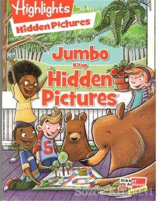 Highlights: Jumbo Kitap Hidden Pictures