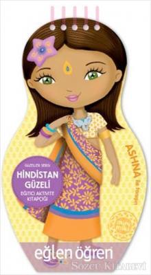 Kolektif - Hindistan Güzeli - Eğlen Öğren Güzeller Serisi   Sözcü Kitabevi