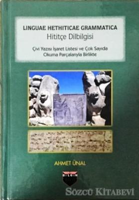 Hititçe Dilbilgisi