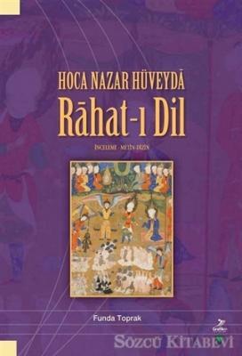 Hoca Nazar Hüveyda Rahat-ı Dil