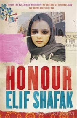 Elif Şafak - Honour   Sözcü Kitabevi