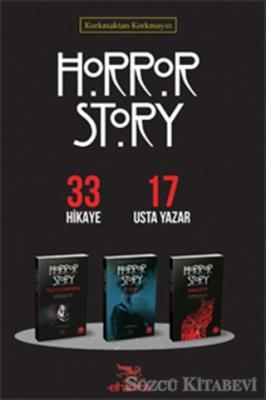 Sir Arthur Conan Doyle - Horror Story - Özel Kutu Set (3 Kitap) | Sözcü Kitabevi