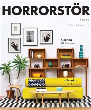 Grady Hendrix - Horrorstör | Sözcü Kitabevi