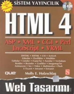 HTML 4 Web Tasarımı