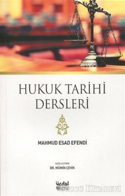 Hukuk Tarihi Dersleri