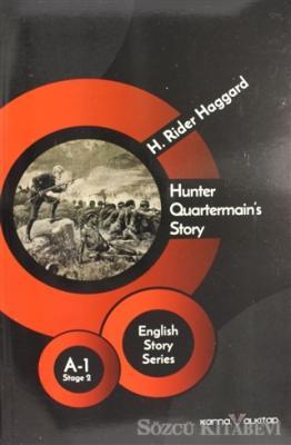 Hunter Quartermain's Story - English Story Series