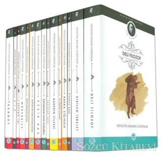 Hüseyin Rahmi Gürpınar - Hüseyin Rahmi Gürpınar Seti (15 Kitap Takım) | Sözcü Kitabevi