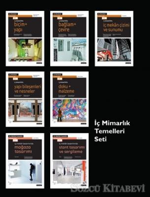 İç Mimarlık Temelleri Seti (7 Kitap Kutulu)