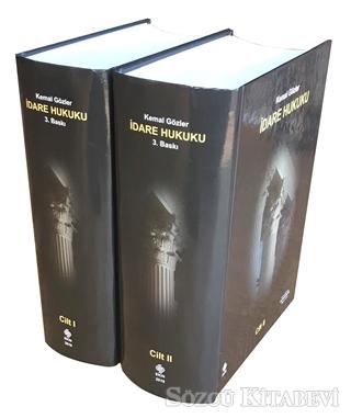 İdare Hukuku (2 Kitap Takım)