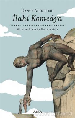 İlahi Komedya - William Blake'in Resimleriyle (Bez Cilt)