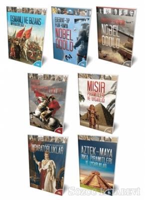 Kolektif - İlk Ansiklopedim Serisi (7 Kitap Takım) | Sözcü Kitabevi
