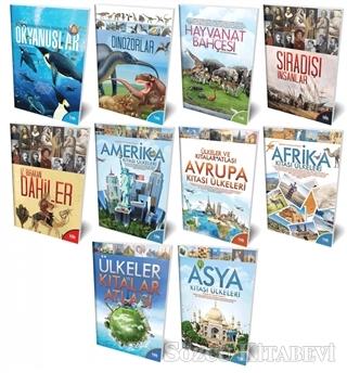 İlk Kütüphanem Serisi (10 Kitap Takım)