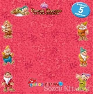 İlk Yapboz Kitabım Pamuk Prenses ve Yedi Cüceler