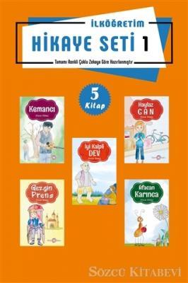 İlköğretim Hikaye Seti 1 - 5 Kitap