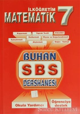 Gulcin Buhan Ilkogretim Matematik 7 Sbs Sozcu Kitabevi